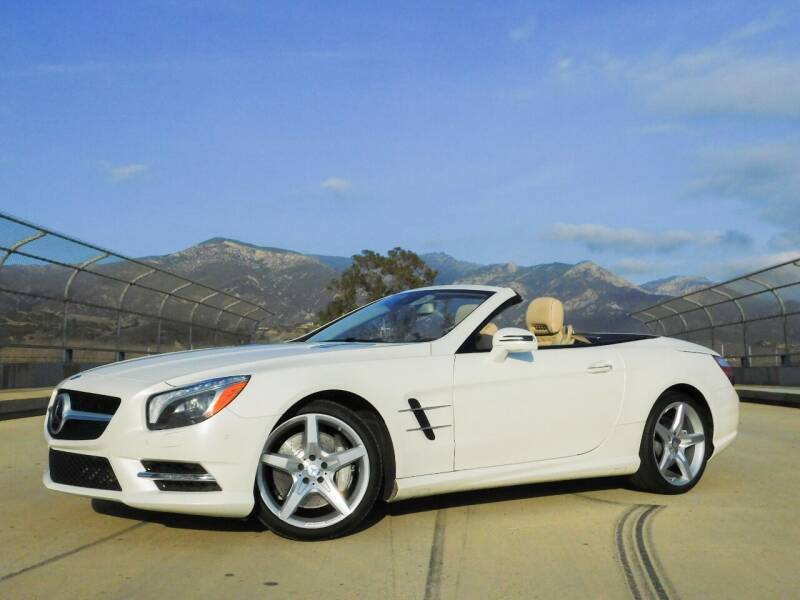 2013 Mercedes-Benz SL-Class for sale at Milpas Motors in Santa Barbara CA
