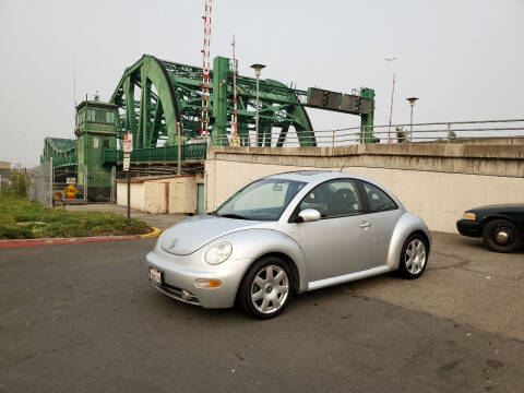 2002 Volkswagen New Beetle for sale at Imports Auto Sales & Service in Alameda CA