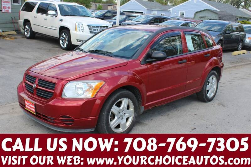 2008 Dodge Caliber for sale at Your Choice Autos in Posen IL