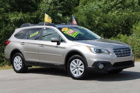 2015 Subaru Outback for sale at McMinn Motors Inc in Athens TN