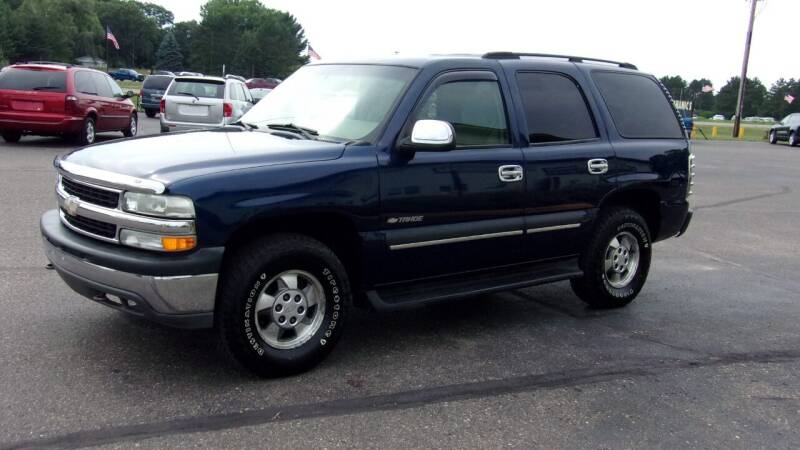 2003 Chevrolet Tahoe for sale at North Star Auto Mall in Isanti MN