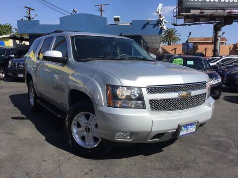 2010 Chevrolet Tahoe for sale at LA PLAYITA AUTO SALES INC in South Gate CA