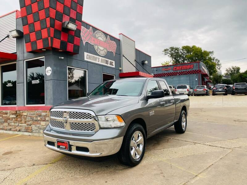 2013 RAM Ram Pickup 1500 for sale at Chema's Autos & Tires in Tyler TX