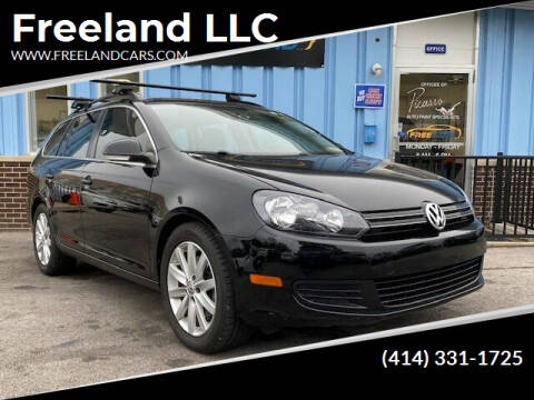 2012 Volkswagen Jetta for sale at Freeland LLC in Waukesha WI