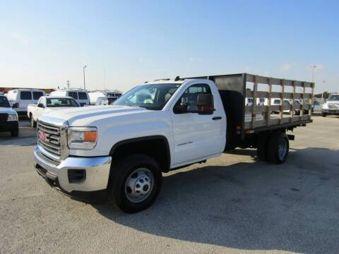 2015 GMC Sierra 3500HD 4X2 2dr Cab for sale at AML AUTO SALES - Utility Trucks in Opa-Locka FL