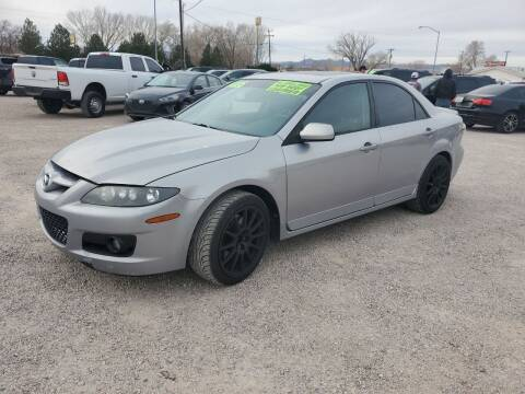 2006 Mazda MAZDASPEED6 for sale at Canyon View Auto Sales in Cedar City UT