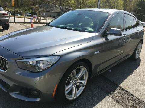 2013 BMW 5 Series for sale at Highlands Luxury Cars, Inc. in Marietta GA