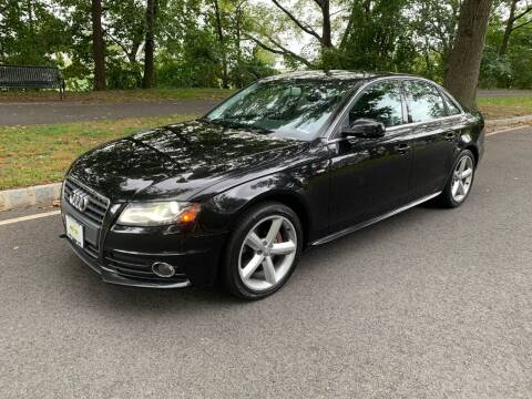 2012 Audi A4 for sale at Crazy Cars Auto Sale in Jersey City NJ