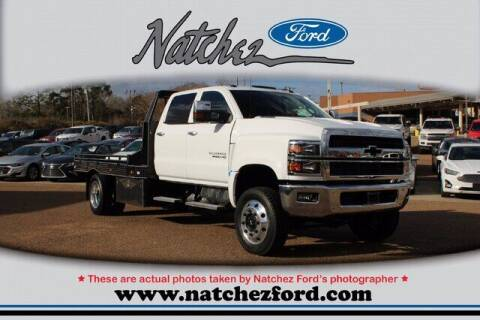 2020 Chevrolet Silverado 4500HD for sale at Auto Group South - Natchez Ford Lincoln in Natchez MS