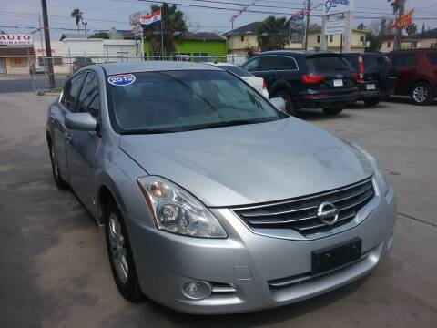 2012 Nissan Altima for sale at Express AutoPlex in Brownsville TX