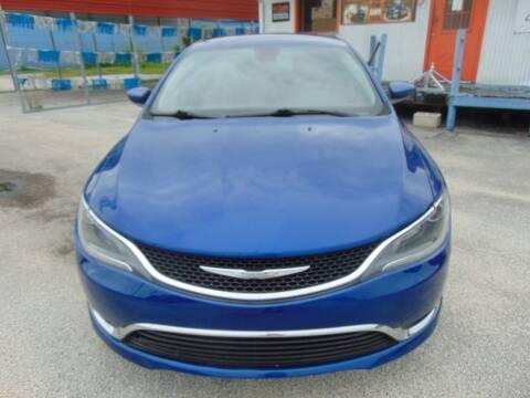 2016 Chrysler 200 for sale at Payday Motor Sales in Lakeland FL