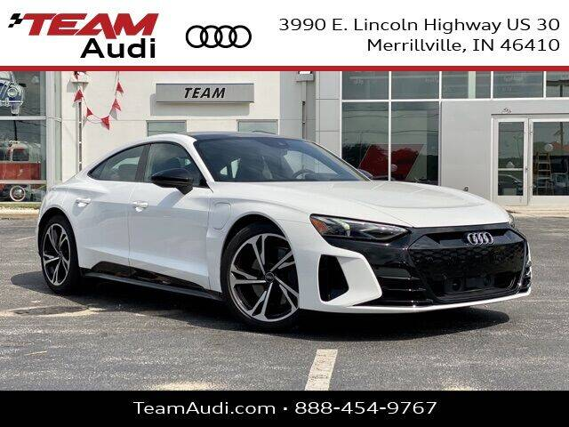 2022 Audi e-tron GT for sale in Merrillville, IN