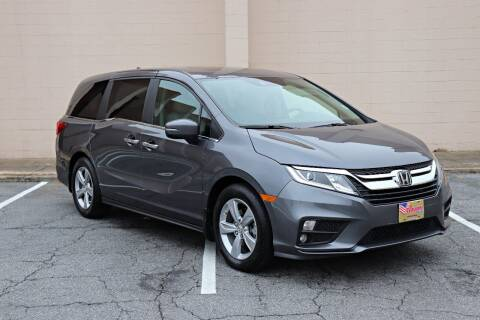 2018 Honda Odyssey for sale at El Compadre Trucks in Doraville GA