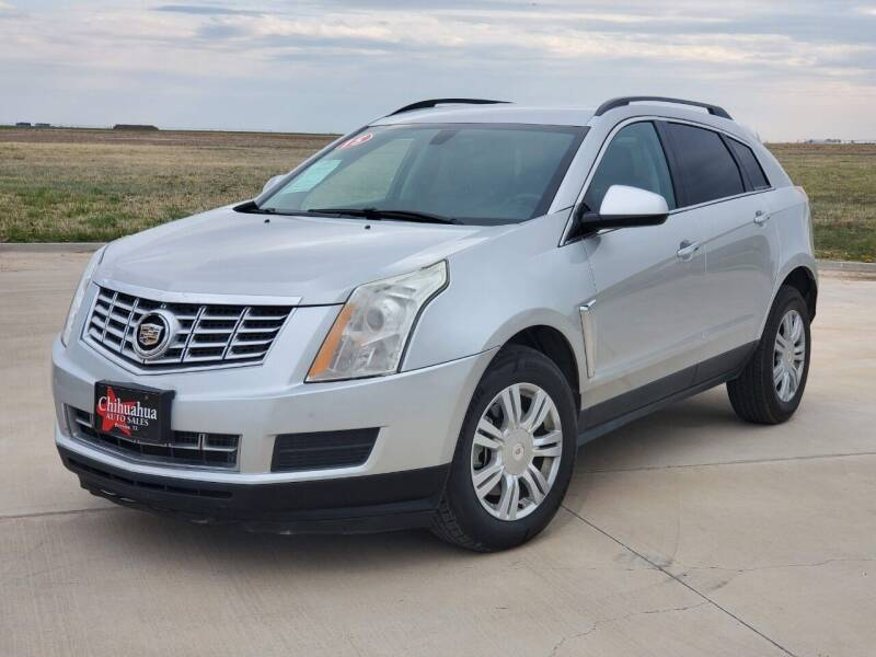 2015 Cadillac SRX for sale at Chihuahua Auto Sales in Perryton TX