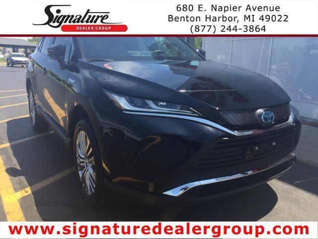 2021 Toyota Venza for sale in Benton Harbor, MI
