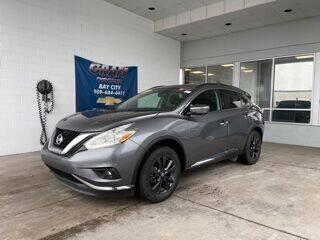2017 Nissan Murano for sale at GRAFF CHEVROLET BAY CITY in Bay City MI