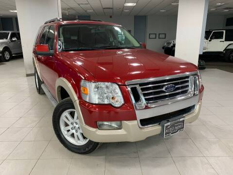 2010 Ford Explorer for sale at Auto Mall of Springfield in Springfield IL