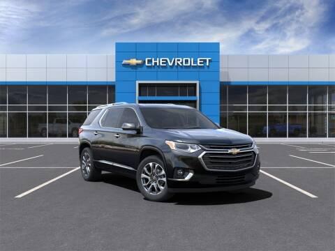 2021 Chevrolet Traverse for sale at MATTHEWS HARGREAVES CHEVROLET in Royal Oak MI