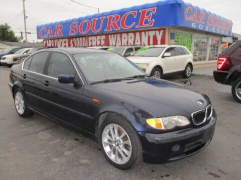 2003 BMW 3 Series for sale at CAR SOURCE OKC in Oklahoma City OK