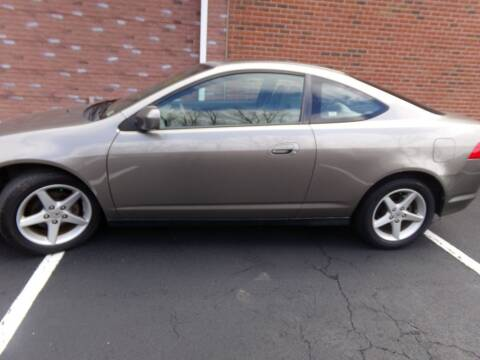 2004 Acura RSX for sale at West End Auto Sales LLC in Richmond VA