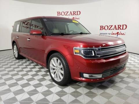 2013 Ford Flex for sale at BOZARD FORD in Saint Augustine FL