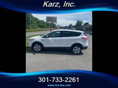 2014 Ford Escape for sale at Karz INC in Funkstown MD