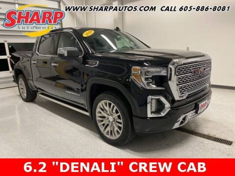 2019 GMC Sierra 1500 for sale at Sharp Automotive in Watertown SD