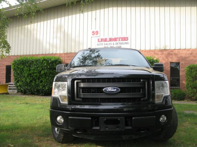 2013 Ford F-150 for sale at Unlimited Auto Sales & Detailing, LLC in Windsor Locks CT