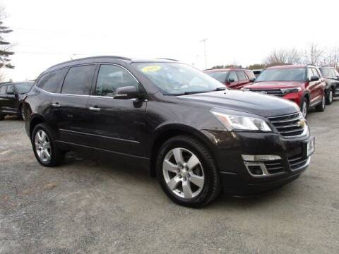 2015 Chevrolet Traverse for sale at MC FARLAND FORD in Exeter NH