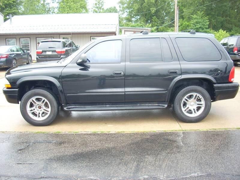 2003 Dodge Durango for sale at H&L MOTORS, LLC in Warsaw IN