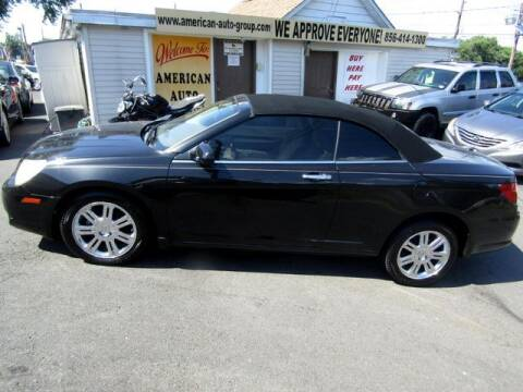 2008 Chrysler Sebring for sale at American Auto Group Now in Maple Shade NJ