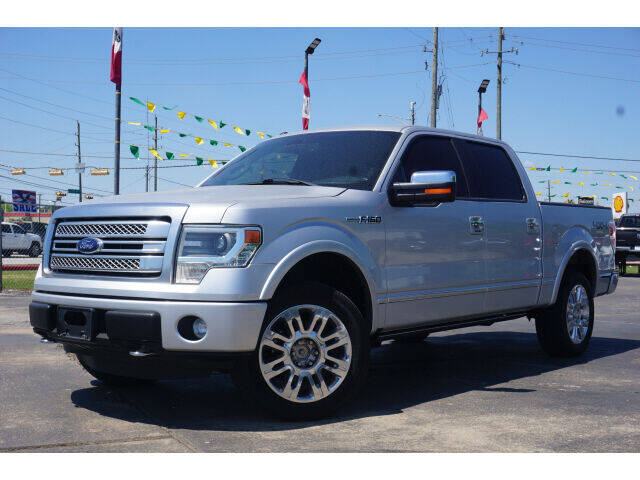 2013 Ford F-150 for sale at Maroney Auto Sales in Humble TX