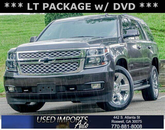 2017 Chevrolet Tahoe for sale in Roswell, GA