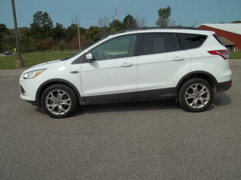 2013 Ford Escape for sale at Rt. 44 Auto Sales in Chardon OH