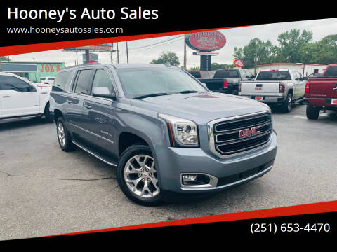 2019 GMC Yukon XL for sale at Hooney's Auto Sales in Theodore AL
