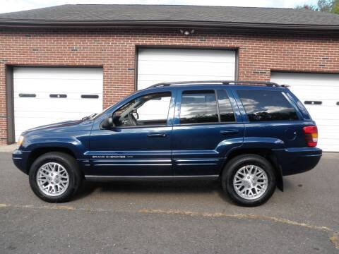 2003 Jeep Grand Cherokee for sale at Wolcott Auto Exchange in Wolcott CT