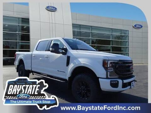 2022 Ford F-250 Super Duty for sale at Baystate Ford in South Easton MA