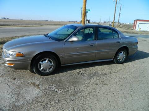 2000 Buick LeSabre for sale at Pro Auto Sales in Flanagan IL