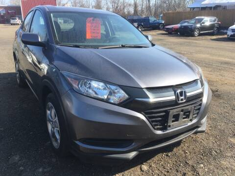 2018 Honda HR-V for sale at MELILLO MOTORS INC in North Haven CT