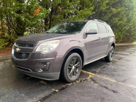 2014 Chevrolet Equinox for sale at Lenoir Auto in Lenoir NC