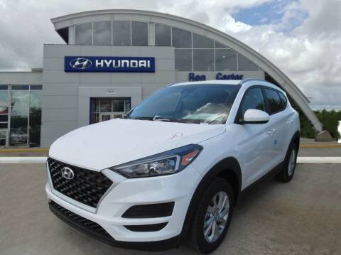 2021 Hyundai Tucson for sale at Ron Carter  Clear Lake Used Cars in Houston TX