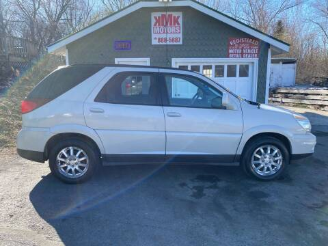 2006 Buick Rendezvous for sale at KMK Motors in Latham NY
