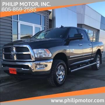 2017 RAM Ram Pickup 2500 for sale at Philip Motor Inc in Philip SD