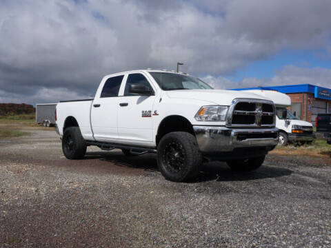 2016 RAM Ram Pickup 2500 for sale at Terrys Auto Sales in Somerset PA