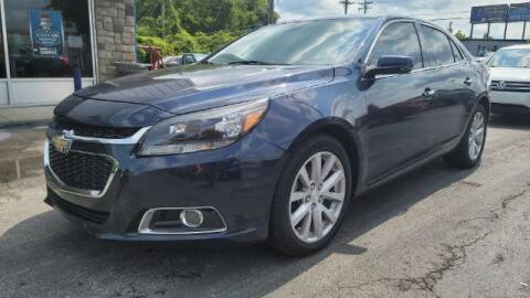 2016 Chevrolet Malibu Limited for sale at Tri City Auto Mart in Lexington KY