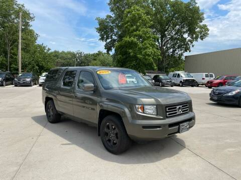 2006 Honda Ridgeline for sale at Zacatecas Motors Corp in Des Moines IA