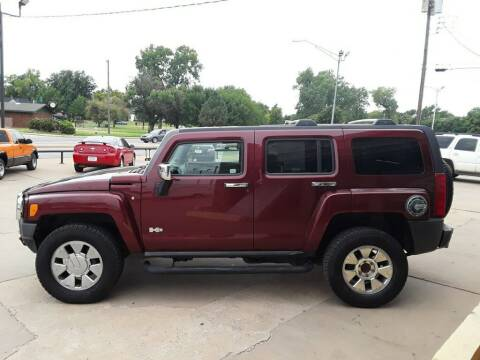 2007 HUMMER H3 for sale at NORTHWEST MOTORS in Enid OK