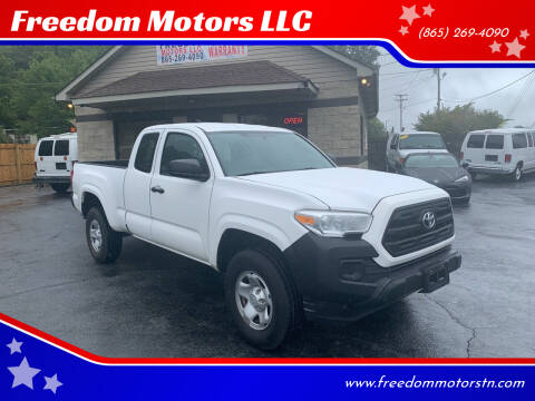 2016 Toyota Tacoma for sale at Freedom Motors LLC in Knoxville TN