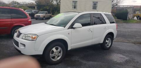 2006 Saturn Vue for sale at Credit Connection Auto Sales Inc. CARLISLE in Carlisle PA