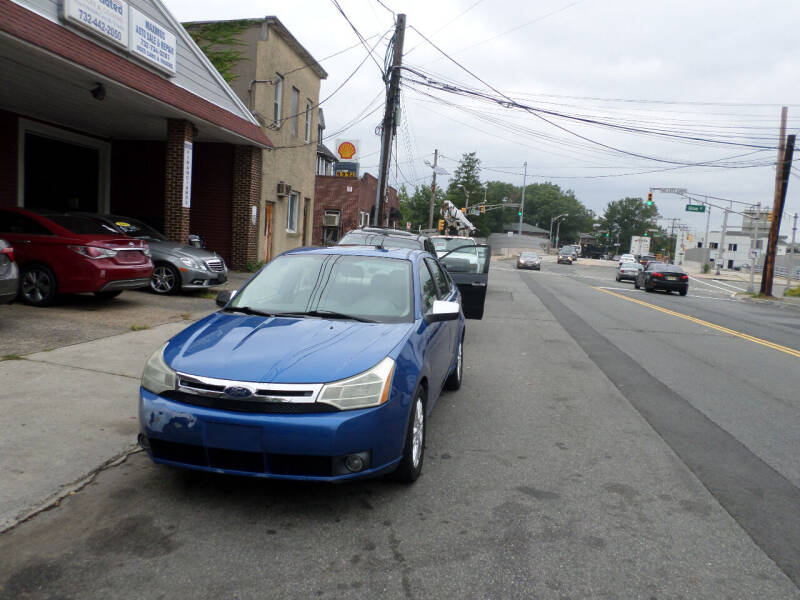2011 Ford Focus for sale at Associated Sales & Leasing, Inc. in Perth Amboy NJ
